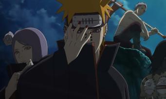 Naruto Ultimate Ninja Storm Revolution : trailer de l'Akatsuki