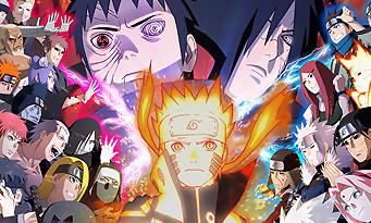 Naruto Ultimate Ninja Storm Revolution : le trailer des 100 personnages