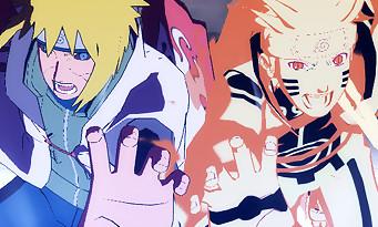 Naruto Ninja Storm Revolution : le 4ème Hokage en version réincarnée