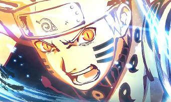 Naruto Ultimate Ninja Storm Trilogy : un nouveau trailer sur PS4