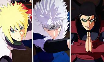 Naruto to Boruto Shinobi Striker : Minaot, Hashirama et Tobirama en DLC
