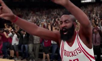 NBA 2K16 : trailer des équipes universitaires
