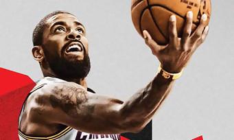 Charts France : les chiffres de vente de NBA 2K18 et PES 2018