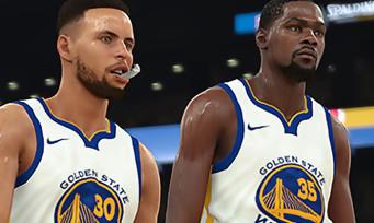 NBA 2K18 : toutes les images du jeu sur Xbox One