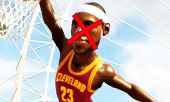 NBA Playgrounds : 2K Sports supprime le jeu de la vente