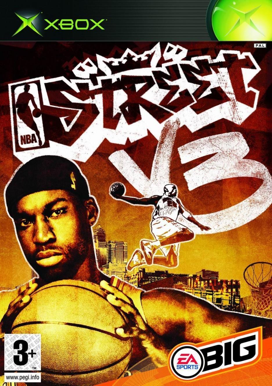 NBA Street Volume 3