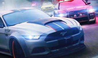Need for Speed Payback : voici les specs recommandées sur PC