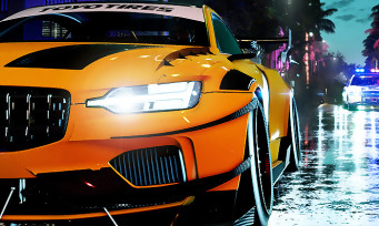 Need For Speed Heat : un trailer de lancement rempli de bolides