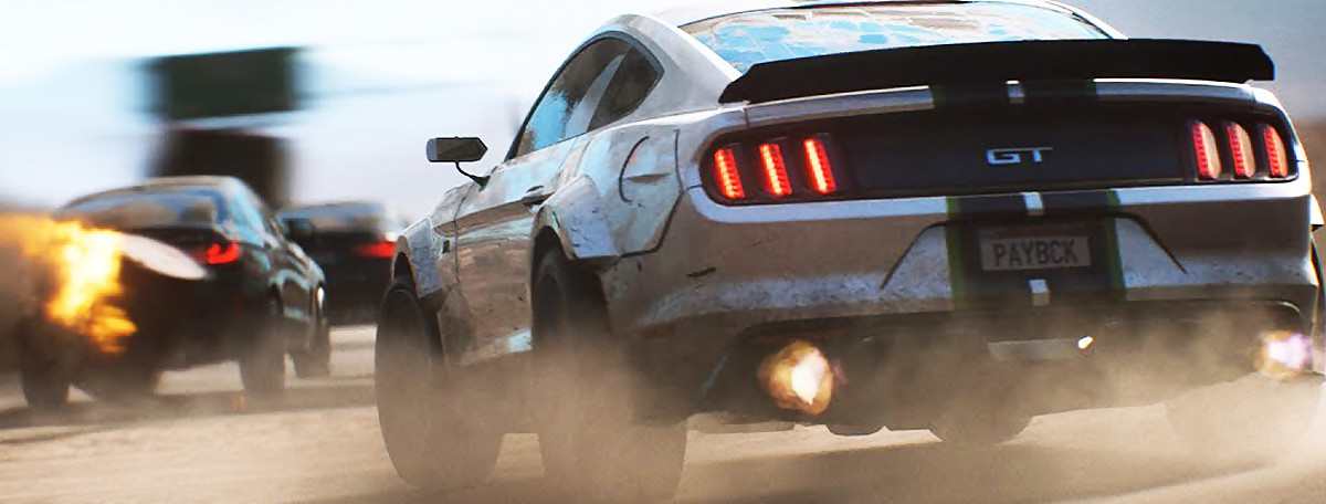 Need for Speed Payback : on a testé le jeu à l'E3 2017