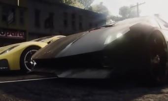 Need For Speed Rivals : un DLC avec les voitures du film