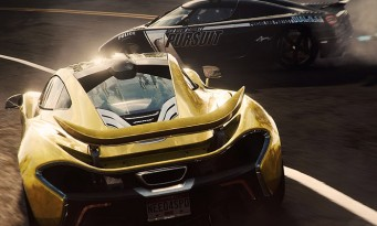 Need For Speed Rivals : trailer de gameplay sur PS4