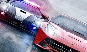 Need For Speed Rivals : un trailer de lancement à grande vitesse