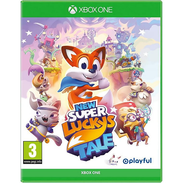 New Super Lucky s Tale
