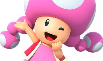 New Super Mario Bros. U Deluxe : 15 min de gameplay avec Toadette