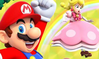 New Super Mario Bros. U Deluxe : un spot TV bien convivial pour la sortie
