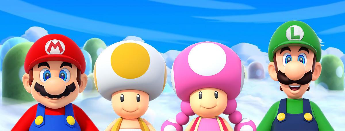 Test New Super Mario Bros U sur Wii U