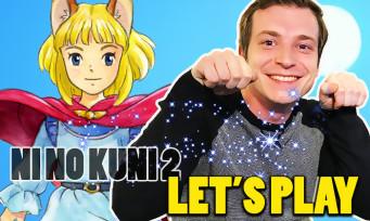 Ni No Kuni 2 : voici nos dernières impressions en vidéo avant le test