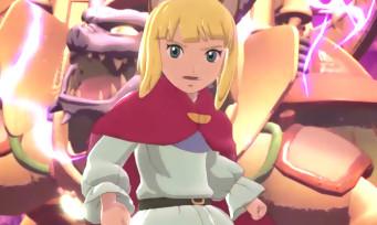 Ni No Kuni 2 : un trailer de gameplay avec de nombreuses images inédites