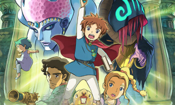 Ni no Kuni : Wrath of the White Witch Remastered