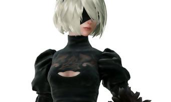 NieR 2 : le premier trailer de gameplay sur PS4