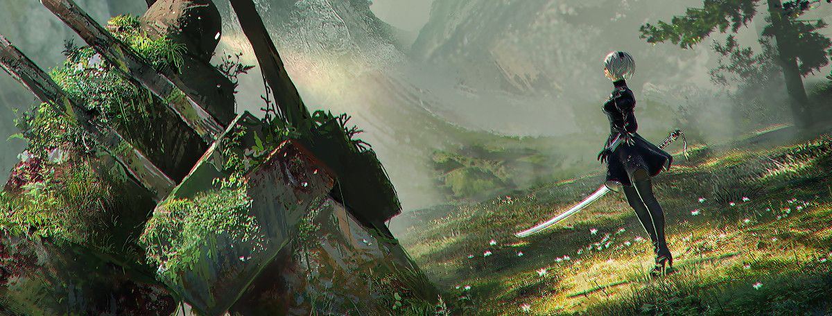 NieR Automata : plus puissant que Bayonetta ? nos impressions