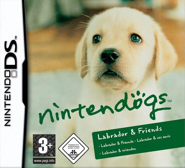 nintendogs teckel ds