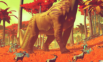 No Man's Sky : gameplay trailer