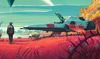 No Man's Sky : les développeurs expliquent comment ils ont créé l'univers du jeu