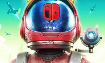 No Man's Sky : le jeu pourrait bien sortir sur Switch