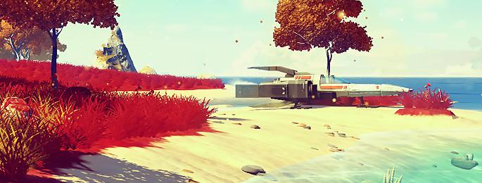 No Man's Sky : un jeu juste contemplatif ? Nos impressions sur PS4