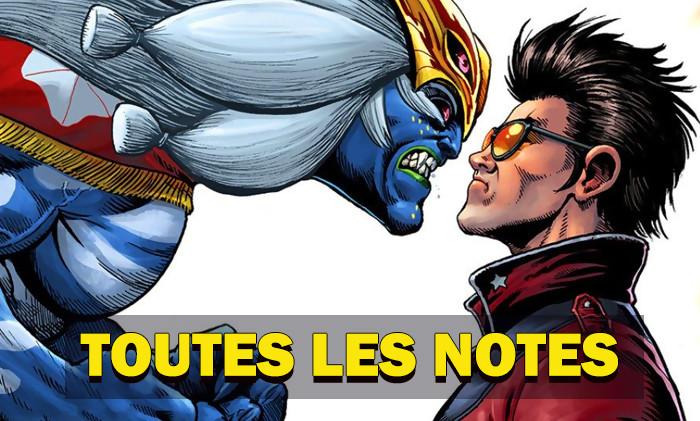 Test No More Heroes 3 : c'est très partagé, il y a du bon et du très mauvais, voici les notes dans le monde