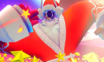 No Straight Roads : un MAJ et un habillage Noël pour célébrer les fêtes de fin d