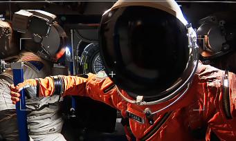 Observation : un trailer de lancement pour le thriller spatial