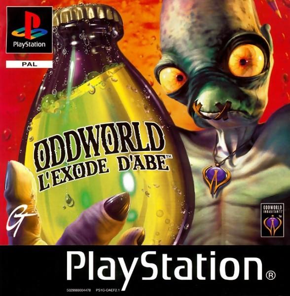 Oddworld : L Exode d Abe HD