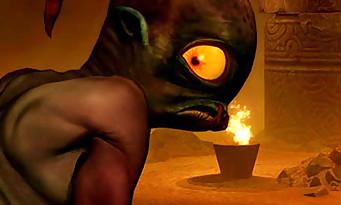 Oddworld New'N'Tasty : un trailer de lancement pour fêter la sortie du jeu