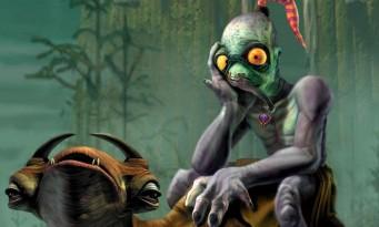 Oddworld l'odyssée d'Abe HD : le trailer officiel