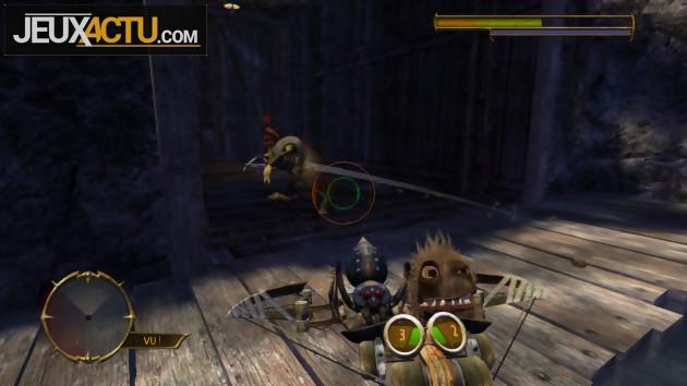 Oddworld : La Fureur de l Etranger HD