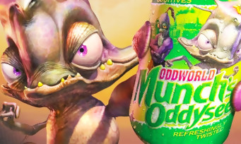 Oddworld Munch's Oddysee : un trailer déjanté pour la version Switch