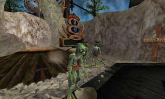 Oddworld : Munch s Oddysee