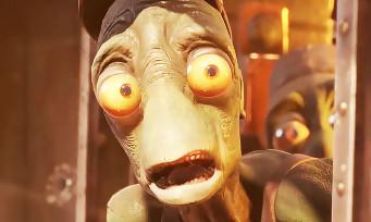 Oddworld Soulstorm : un petit teaser digne d'un jeu d'horreur pour le remake