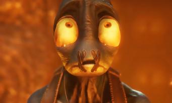 Oddworld Soulstorm : un trailer avec une date de sortie sur PS4 et PS5