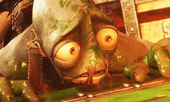 Oddworld Soulstorm : un trailer de lancement sous pression, le jeu enfin dis