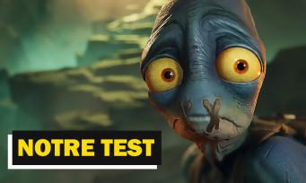 Test Oddworld Soulstorm : Abe est plus beau et plus en forme que jamais !