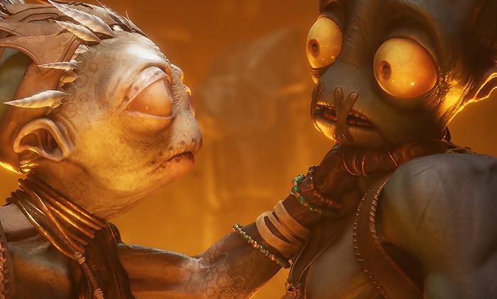Oddworld Soulstorm : une nouvelle vidéo avec du gameplay