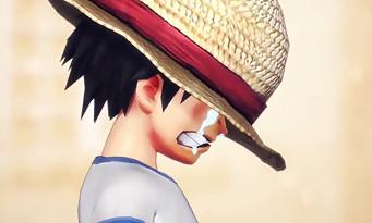 One Piece Pirate Warriors 3 : la cinématique d'intro