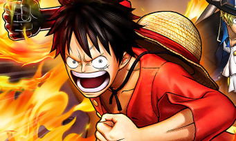 One Piece Pirate Warriors 3 : gameplay avec Luffy