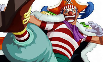 One Piece Pirate Warriors 3 : gameplay pour Tashigi, Mihawk, Smoker et Buggy