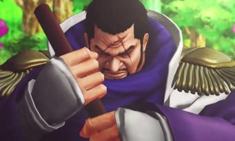 One Piece Pirate Warriors 3 : trailer de l'arc Dressrosa