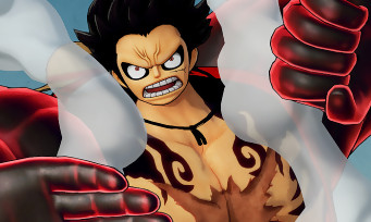 One Piece Pirate Warriors 4 : un trailer où Luffy affronte Big Mom