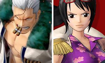 One Piece Pirate Warriors 4 : six nouveaux trailers à découvrir